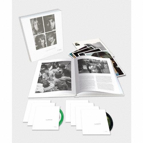 【送料無料】[枚数限定][限定盤]ザ・ビートルズ(ホワイト・アルバム)<スーパー・デラックス・エディション>【6CD+ブルーレイ・オーディオ】/ザ・ビートルズ[SHM-CD+Blu-ray]【返品種別A】