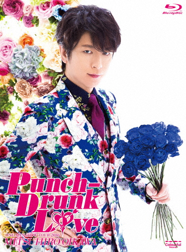 【送料無料】及川光博ワンマンショーツアー2016 Punch-Drunk Love<Blu-ray>/及川光博[Blu-ray]【返品種別A】