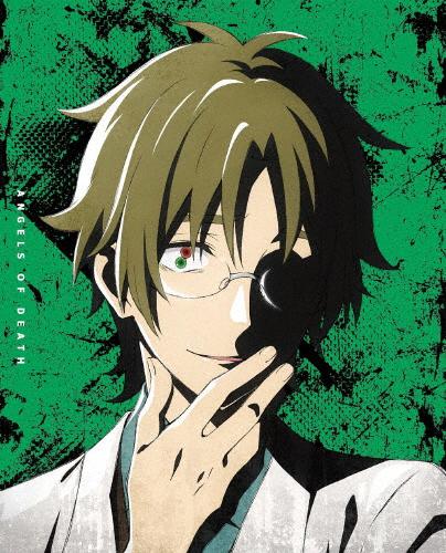 【送料無料】殺戮の天使 Vol.2/アニメーション[Blu-ray]【返品種別A】