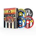【送料無料】[枚数限定][限定版]ザ・ローリング・ストーンズ ロックン・ロール・サーカス<リミテッド・デラックス・エディション>/オムニバス[Blu-ray]【返品種別A】