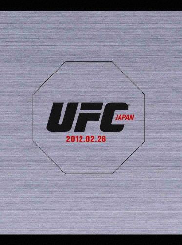 【送料無料】[枚数限定]UFC JAPAN 2012.2.26/格闘技[Blu-ray]【返品種別A】