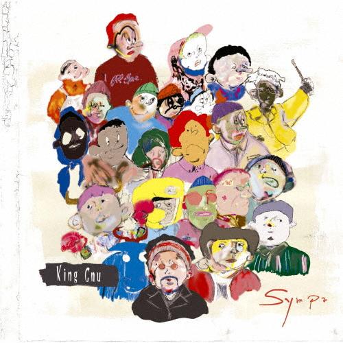Sympa/King Gnu[CD]通常盤【返品種別A】