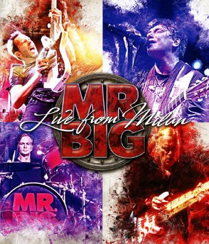 【送料無料】ライヴ・フロム・ミラノ+ジャパン2017/MR.BIG[Blu-ray]【返品種別A】