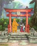 【送料無料】[枚数限定]くまみこ 壱 -くまぼっくす-【Blu-ray】/アニメーション[Blu-ray]【返品種別A】