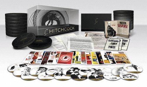 【送料無料】[枚数限定][限定版]ヒッチコック アルティメイト フィルムメーカー コレクション DVD BOX/ロバート・カミングス[DVD]【返品種別A】