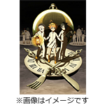 【送料無料】[限定版]約束のネバーランド 3(完全生産限定版)/アニメーション[Blu-ray]【返品種別A】