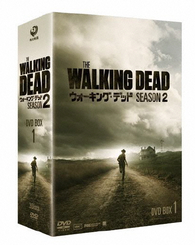【送料無料】ウォーキング・デッド2 BOX-1/アンドリュー・リンカーン[DVD]【返品種別A】