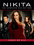 【送料無料】NIKITA/ニキータ〈シーズン1-4〉 ブルーレイ全巻セット/マギー・Q[Blu-ray]【返品種別A】