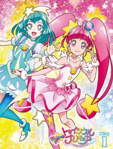 【送料無料】スター☆トゥインクルプリキュア vol.1【Blu-ray】/アニメーション[Blu-ray]【返品種別A】