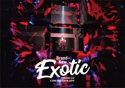【送料無料】Hiromi Go Concert Tour 2019 Brand-New Exotic【DVD】/郷ひろみ[DVD]【返品種別A】
