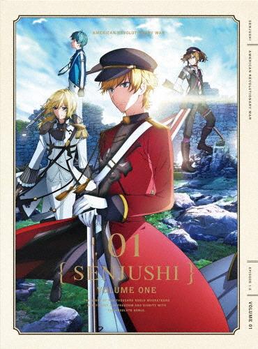 【送料無料】千銃士 vol.01/アニメーション[Blu-ray]【返品種別A】