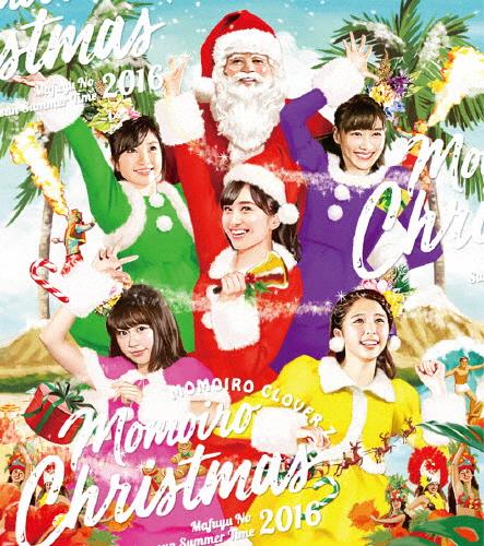 【送料無料】[枚数限定][限定版]ももいろクリスマス 2016 ~真冬のサンサンサマータイム~ LIVE Blu-ray BOX【初回限定版】/ももいろクローバーZ[Blu-ray]【返品種別A】