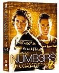 【送料無料】NUMB3RS 天才数学者の事件ファイル シーズン4 コンプリートDVD-BOX Part 2/ロブ・モロー[DVD]【返品種別A】