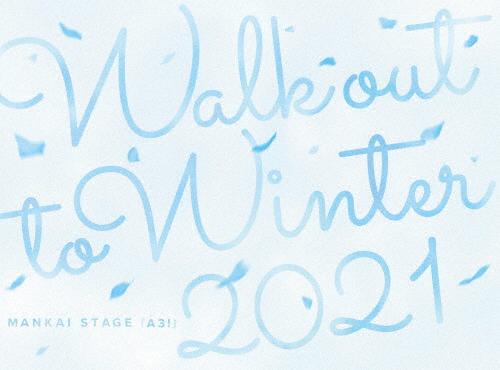 送料無料 MANKAI STAGE 返品送料無料 A3 ~WINTER 返品種別A 2021~ DVD 荒牧慶彦 内祝い