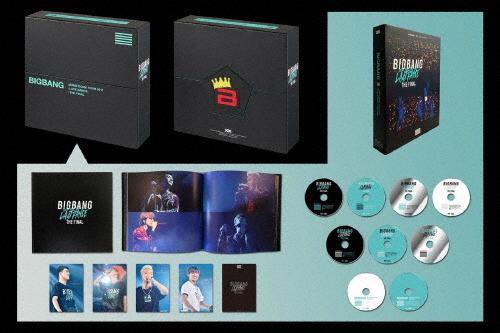 【送料無料】[限定版]BIGBANG JAPAN DOME TOUR 2017 -LAST DANCE-:THE FINAL【初回生産限定盤】/BIGBANG[Blu-ray]【返品種別A】