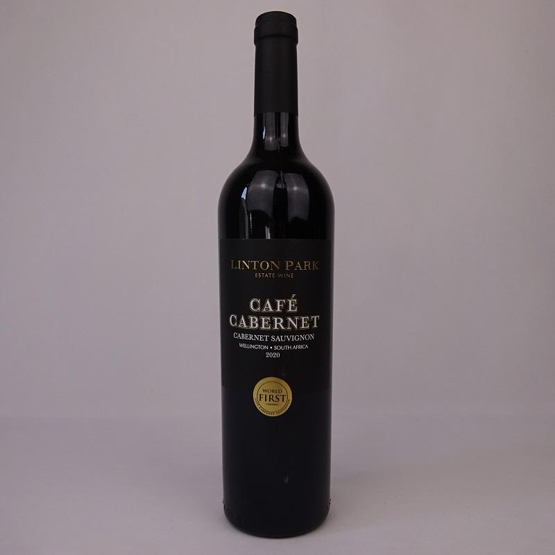 まさに 送料無料 激安 お買い得 キ゛フト 高額売筋 コーヒー の香り カフェ カベルネ 赤ワイン リントン パーク 南アフリカ 750ml LintonPark Cafe カベルネソーヴィニヨン 2020 Cabernet Sauvignon