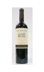 赤ワイン チリワイン ドン・メルチョ カベルネ・ソーヴィニョン 2015年 750ml コンチャ・イ・トロ
