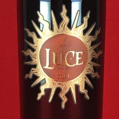 赤ワイン ルーチェ 2014 イタリアワイン 750ml