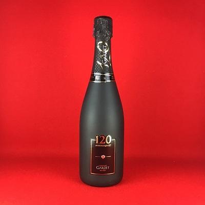 お歳暮 シャンパン ガルデ120 アニバーサリー・キュヴェ シャンパーニュ・エキストラ・ブリュット 750ml