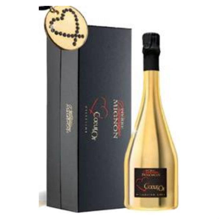 シャンパン クール・ドール ゴールド ギフトBOX 2008 750ml