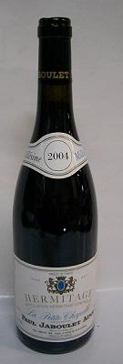 赤ワイン ポール ジャブレ エネ エルミタージュ ラ・プティットシャペル 2004 ルージュ 赤 750ml