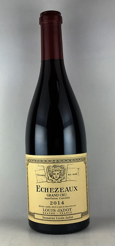 ルイ・ジャド エシェゾー グラン・クリュ 2014 750ml 赤ワイン