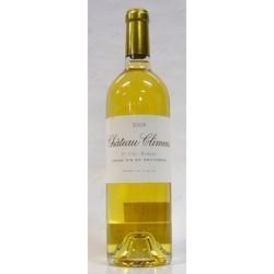 白ワイン ボルドー シャトー・クリマン 2008年 バルザック 甘口白ワイン 750ml