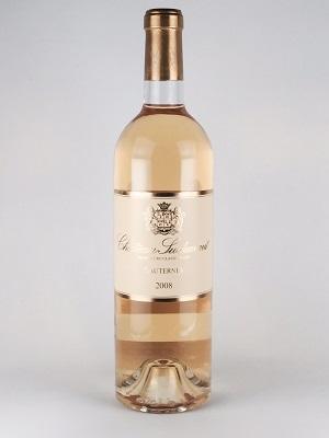 シャトー スデゥイロー 2008 ソーテルヌ 1erクリュ 甘口 白ワイン 750ml