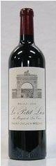 赤ワイン ボルドー ル・プティ・リオン・デュ・マルキ・ド・ラス・カーズ 2010 サンジュリアン 750ml