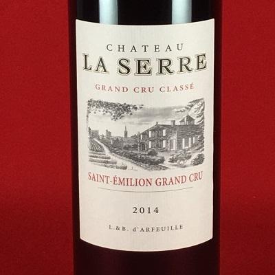 赤ワイン シャトー・ラ・セール 2014 サンテミリオン特別級 750ml ジャン・ピエール・ムエックス