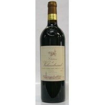 赤ワイン ボルドー シャトー・ド・ヴァランドロー 1999 サンテミリオン 750ml