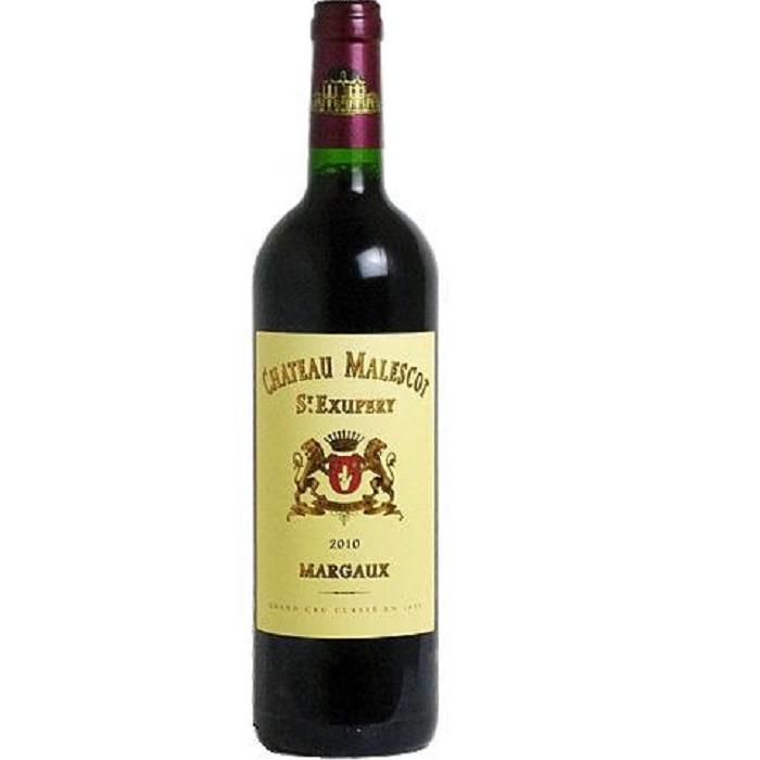 シャトー マレスコ サンテグジュペリ 2010 マルゴー 第3級 赤ワイン 750ml