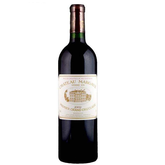 赤ワイン ボルドー シャトー・マルゴー 2002 マルゴー第1級 750ml 5大シャトー
