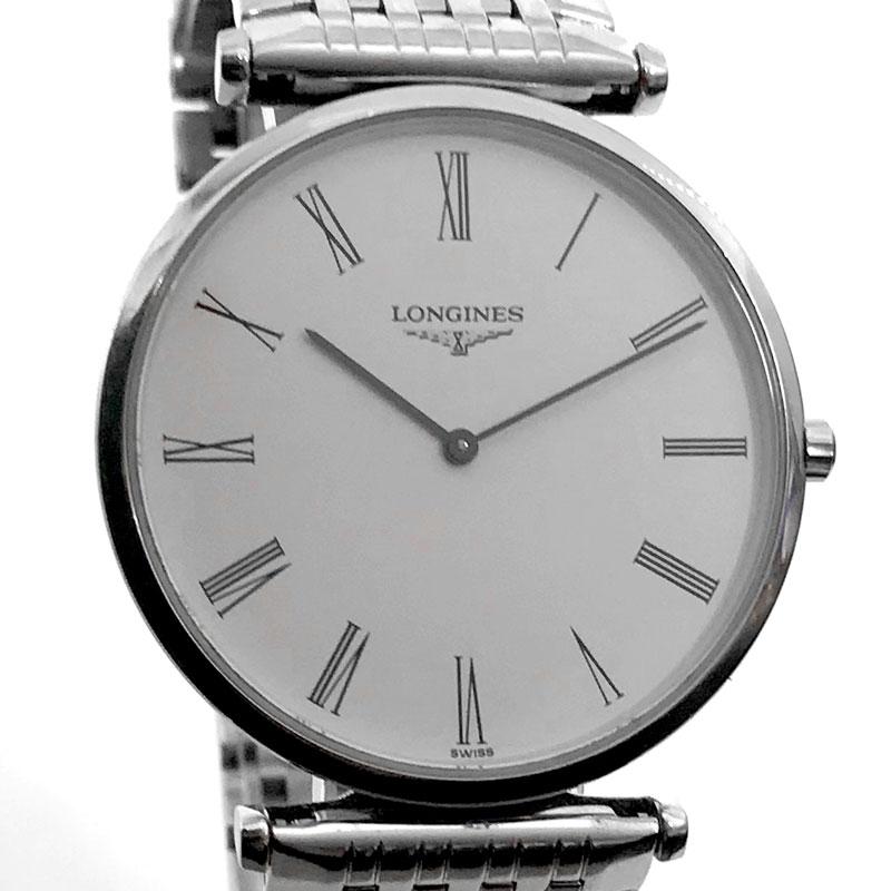 【時計】LONGINES ロンジン La Grande Classique do Longines ラ グラン クラシック ドゥ ロンジン L4.709.4 メンズ 電池交換済【中古】