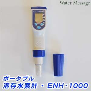 ポータブル溶存水素計 ENH-1000【送料無料(沖縄・離島除く)】