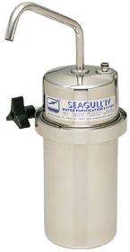 シーガルフォーX-2DS 浄水システム SEAGULL IV【送料無料】
