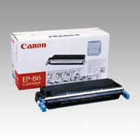 キャノン CANON対応 カラーレーザープリンタ用 トナーカートリッジ純正 EP-86(C)シアン4960999205380