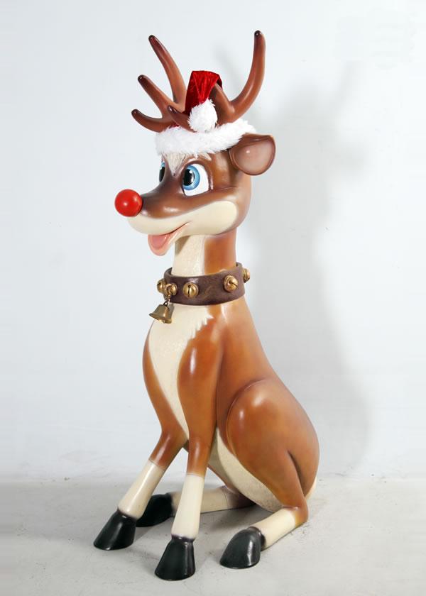 ゆかいなトナカイ / Funny Reindeer