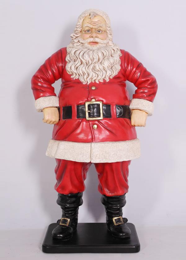 陽気なサンタ 126cm / Jolly Santa 126cm