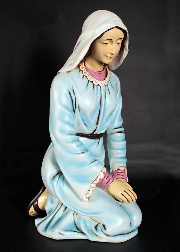 インテリア置物 装飾品キリスト降誕 - マリア(カラー仕上げ) / The Nativity - Mary fr080084