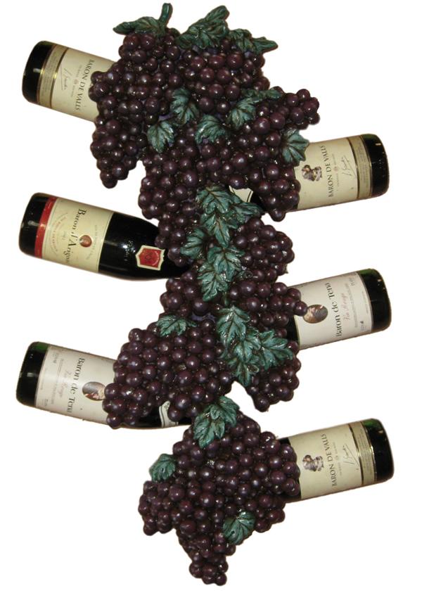 ワインラック ワインホルダー インテリア置物ワインホルダー「神々の恵み」