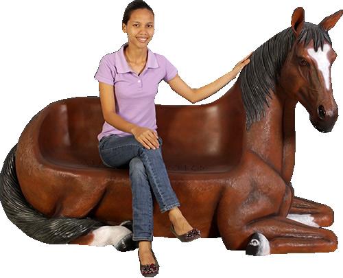 馬の腰掛け / Horse Seat - Outdoor
