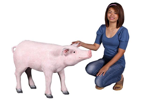 可愛い豚 / Pig 100cm