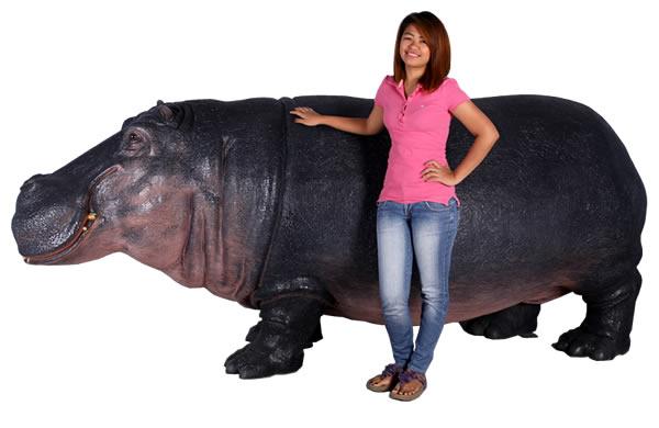BIG カバ / Hippopotamus