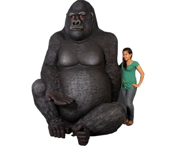 シルバーバックゴリラ / Silverback Gorilla - Jumbo
