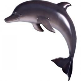 イルカ・壁掛け用 / Dolphin Wall Decor 36