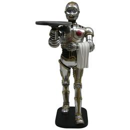 ウェーター/シェフオブジェ 「ロボットウェイター」