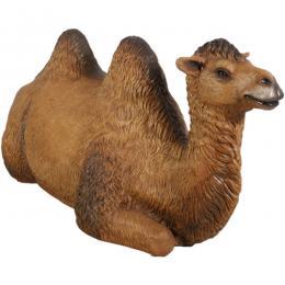 らくだ置物動物インテリアラクダ休息するふたこぶラクダ / Bactrian Camel-Resting
