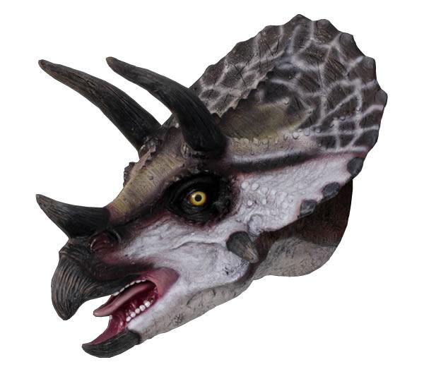 小型版トリケラトプスの頭 / Definitive Triceratops Head