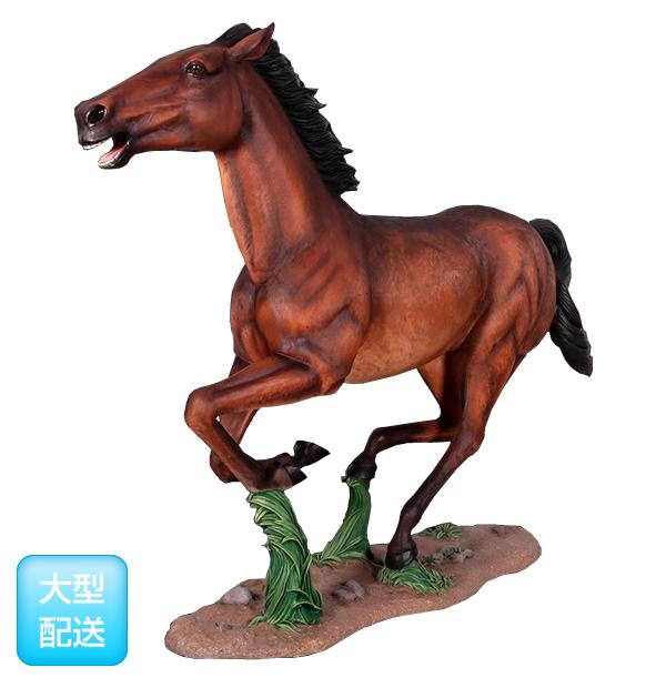 躍動する馬 / Galloping Horse